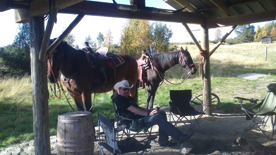 Don Redmon hästbild