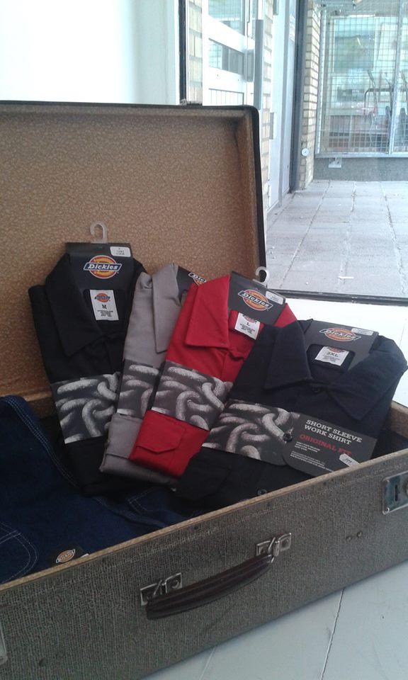 Dickens skjortor från Stellas Place
